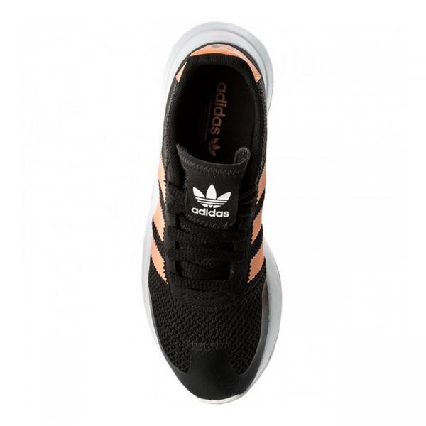 Pantofi sport femei Adidas Originals  FLB W negru/roz-big