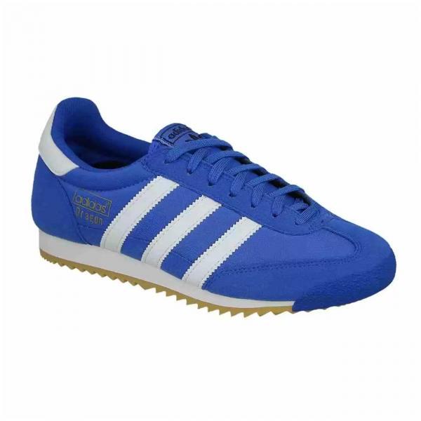 Pantofi sport barbati Adidas Originals DRAGON OG albastru-big