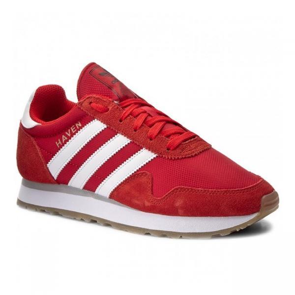 Pantofi sport barbati Adidas Originals HAVEN rosu-big