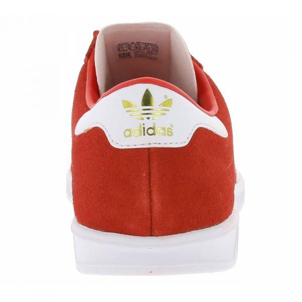 Pantofi sport barbati Adidas Originals HAMBURG rosu-big