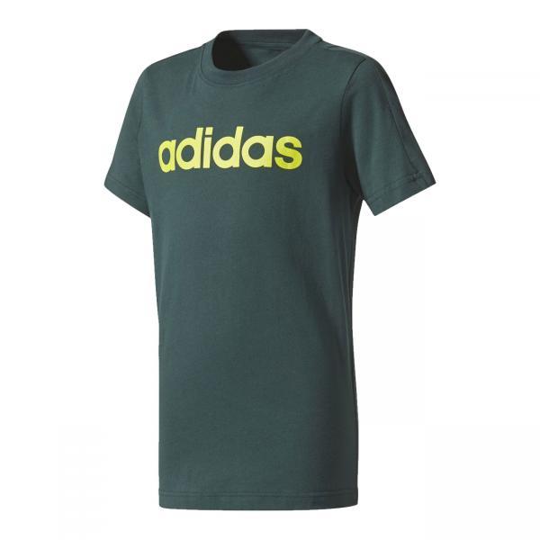 Tricou copii Adidas YB LIN TEE-big