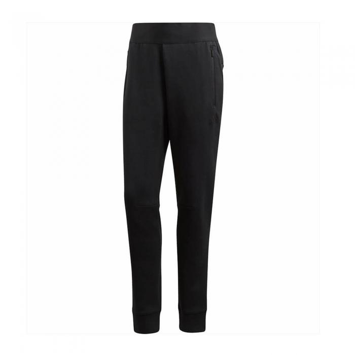 Pantaloni lungi femei Adidas W Id Stadium Pt negru-big