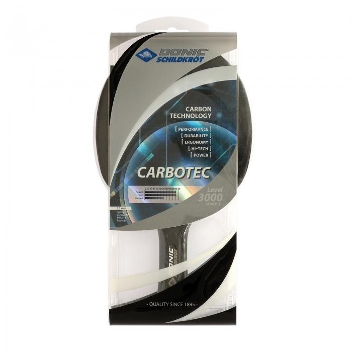Paleta tenis de masa Donic Carbotec 3000 resigilat-big
