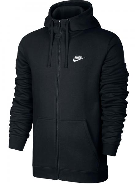 Hanorac barbati Nike HOODIE FZ FLC CLUB-big