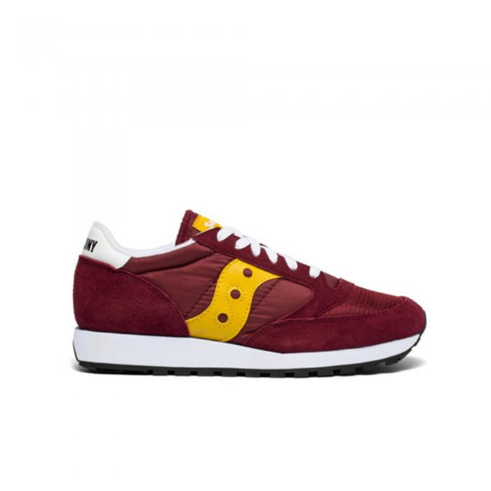 Pantofi sport barbati Saucony Jazz Original Vintage visiniu-big