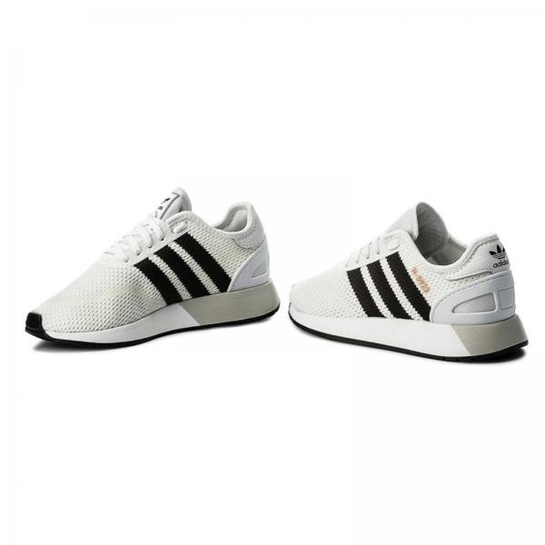 Pantofi sport dama Adidas Originals N-5923  alb/negru-big