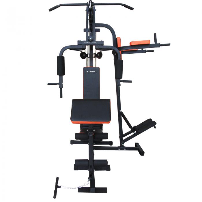 Aparat multifunctional fitness cu stepper Orion Core L300-big