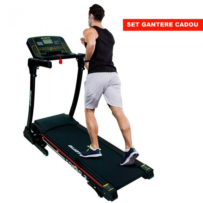 Banda de alergat electrica Lotto Fitness Corso 3-big