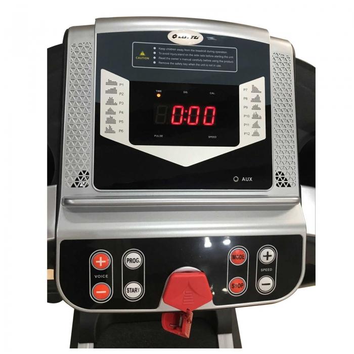 Banda de alergat electrica Lotto Fitness Veloce 2 resigilata-big