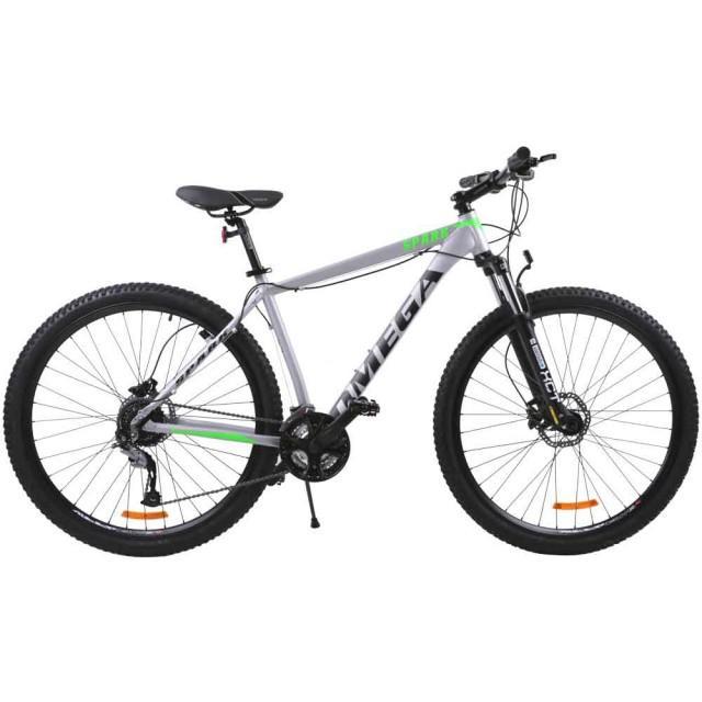 Bicicleta MTB Omega Spark gri 29