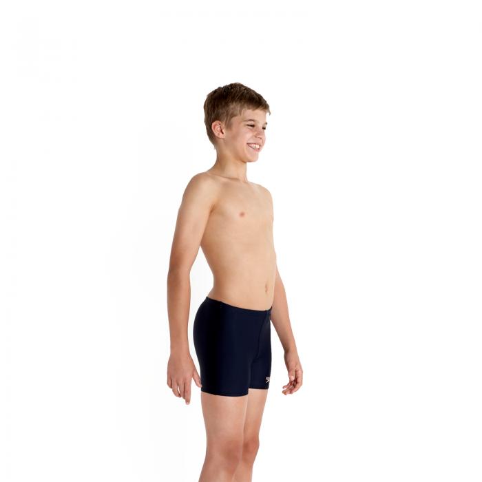 Boxeri pentru baieti Speedo Allover Panel bleumarin-big