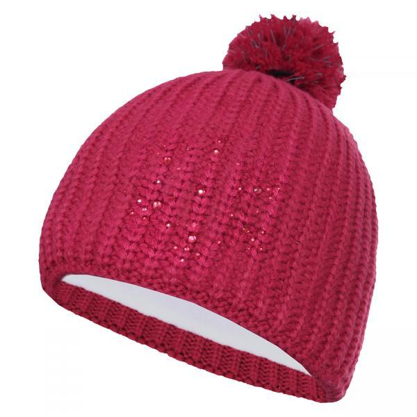 Caciula femei Ice Peak Marja rosu-big