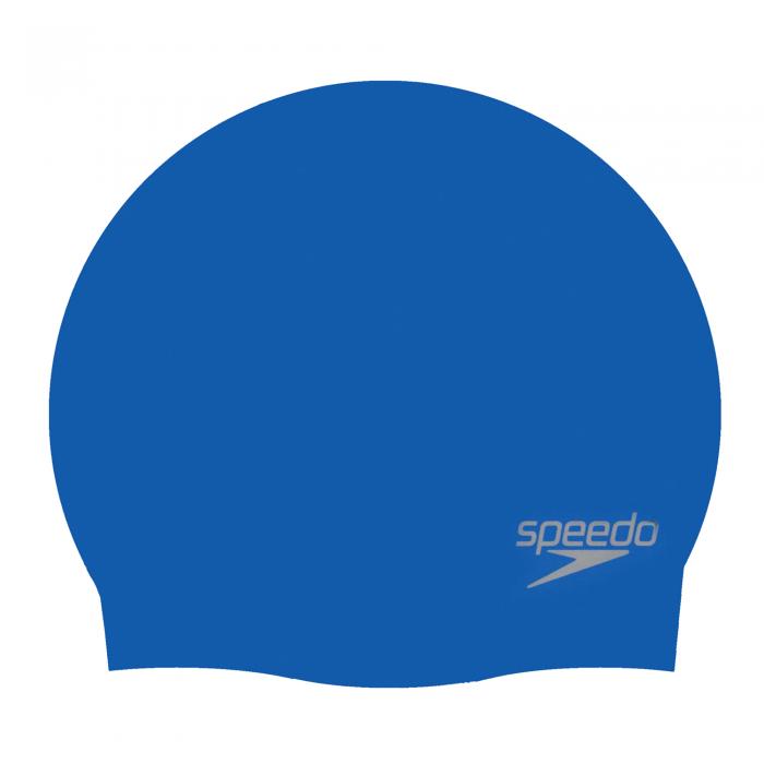 Casca Inot Speedo Silicon Moulded Blue Neon - marime universala-big