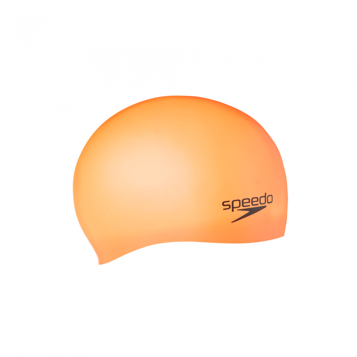 Casca Inot Speedo Silicon Moulded Orange - marime universala-big