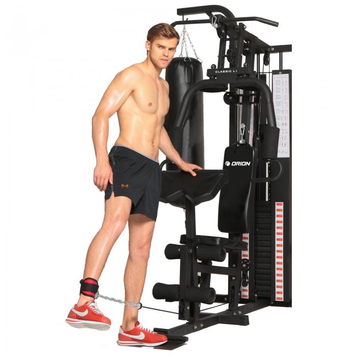Aparat multifunctional fitness Orion Classic L1 resigilat-big