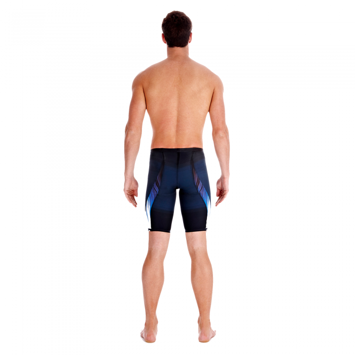 Costum inot profesional Speedo pentru barbati Fastskin super elite high waisted jammer-big