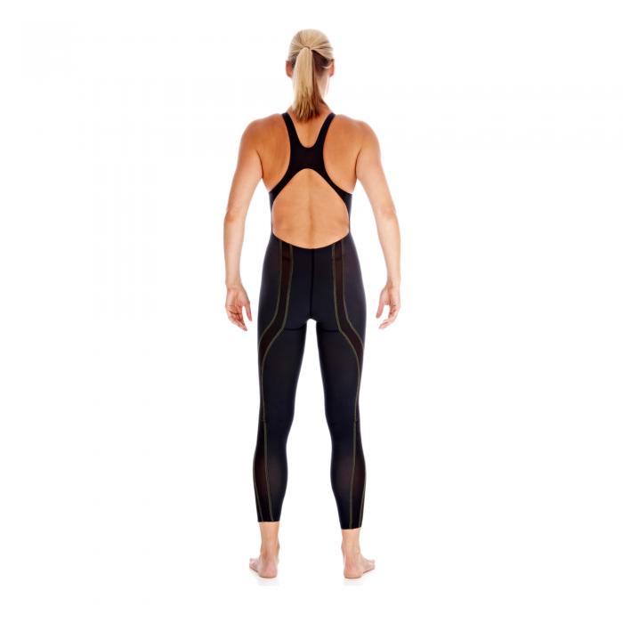 Costum profesional inot Speedo pentru femei Fastskin openwater recordberaker legskin-big