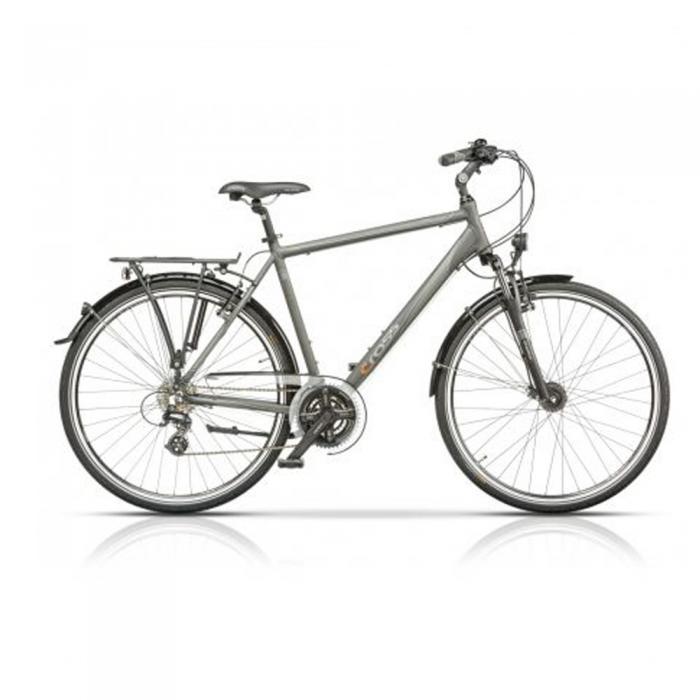 Bicicleta Cross Areal Man Trekking 28