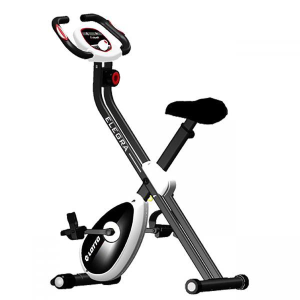 Bicicleta magnetica pliabila Lotto Fitness Elegra-big