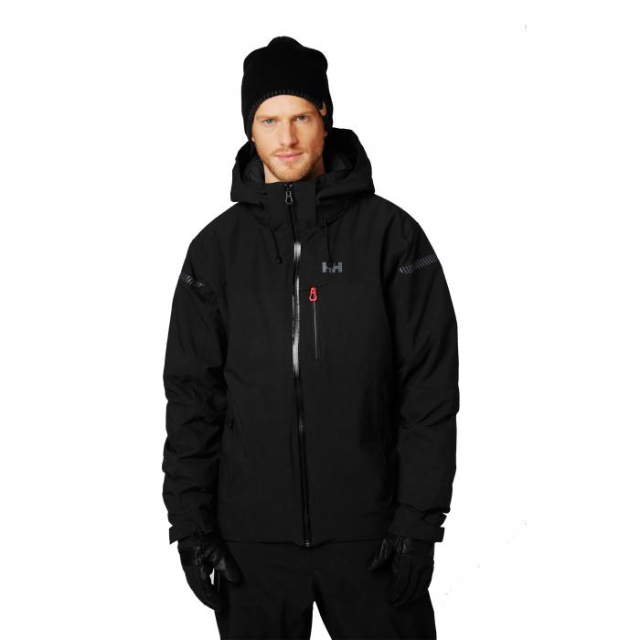 Geaca de ski barbati Helly Hansen Swift 4.0 negru-big