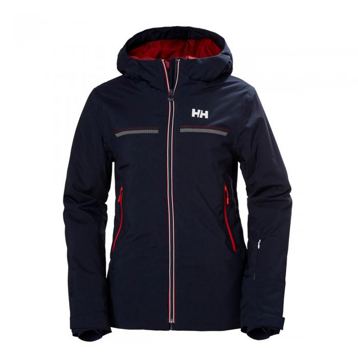 Geaca de ski femei Helly Hansen Kimberley bleumarin-big