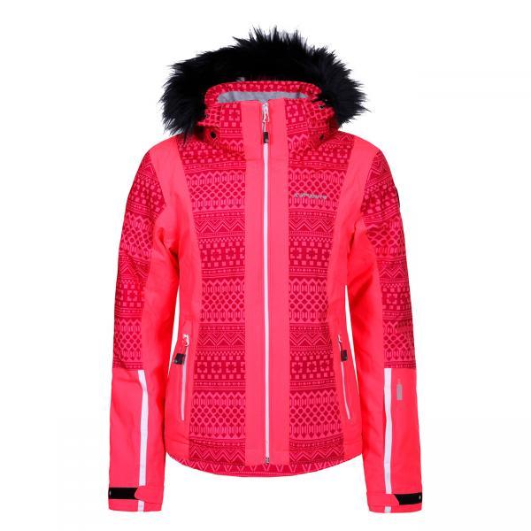 Geaca ski femei Ice Peak Nancy roz-big