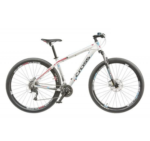 Bicicleta Cross Grx 8 29