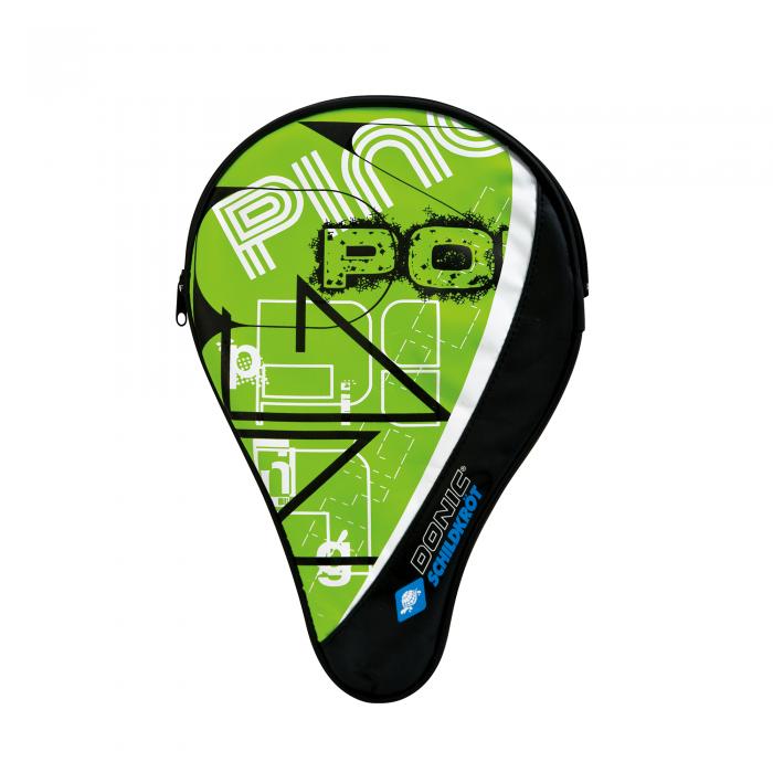 Husa paleta tenis masa Donic Trendline verde-big