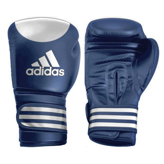 Manusi de box Adidas ULTIMA albastru 10oz-big
