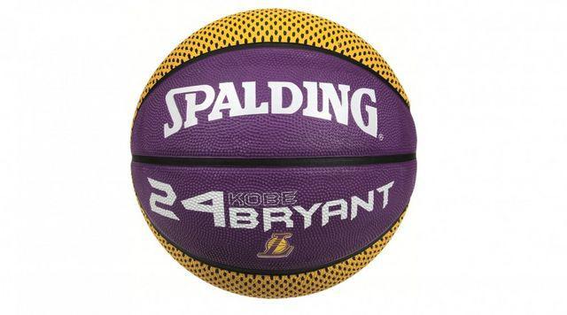 Minge de baschet Spalding Kobe Bryant nr. 7-big
