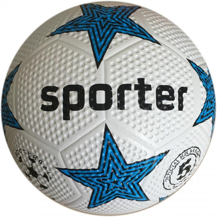 Minge fotbal Sporter cauciuc-big