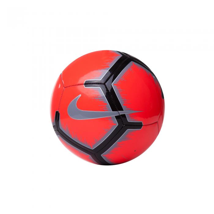 Minge fotbal Nike Pitch rosu/alb-big