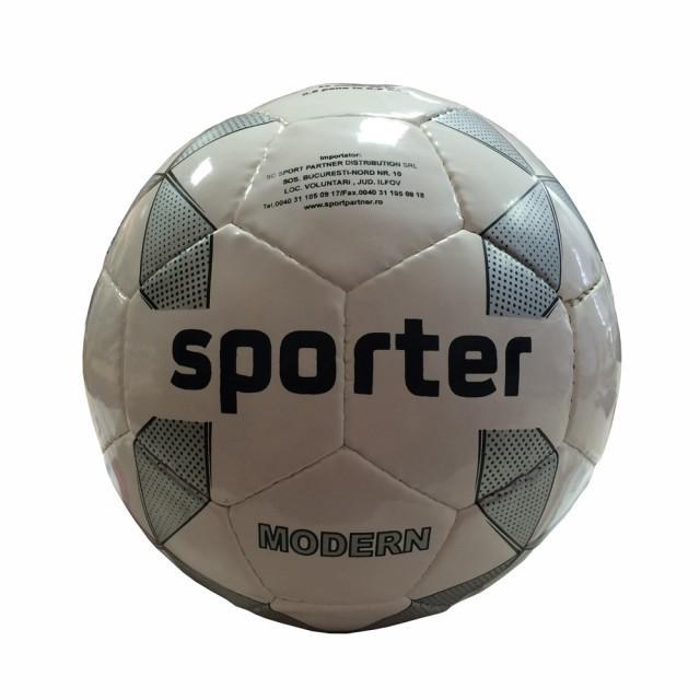 Minge fotbal Sporter Modern Gri-big