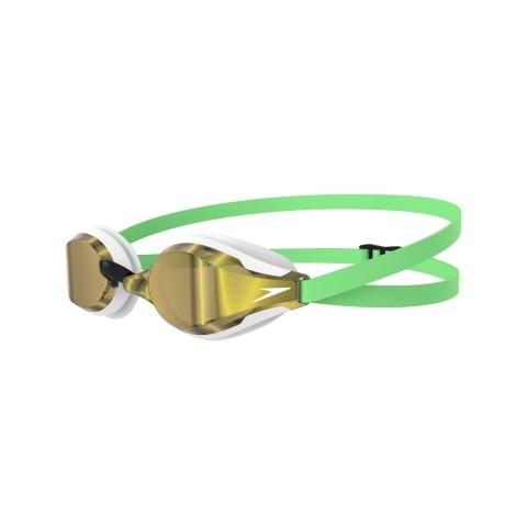 Ochelari inot adulti Speedo Fastskin SpeedSocket 2 Mirror verde/auriu-big