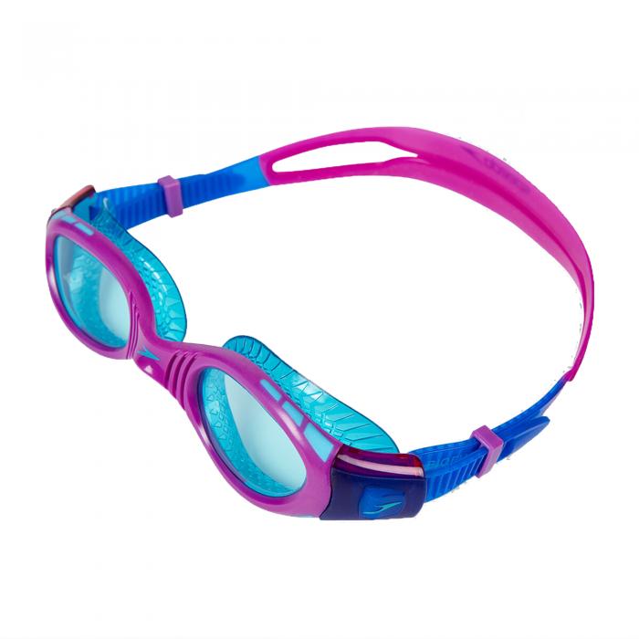 Ochelari inot pentru copii Futura Biofuse Flexiseal Dual albastru/mov-big