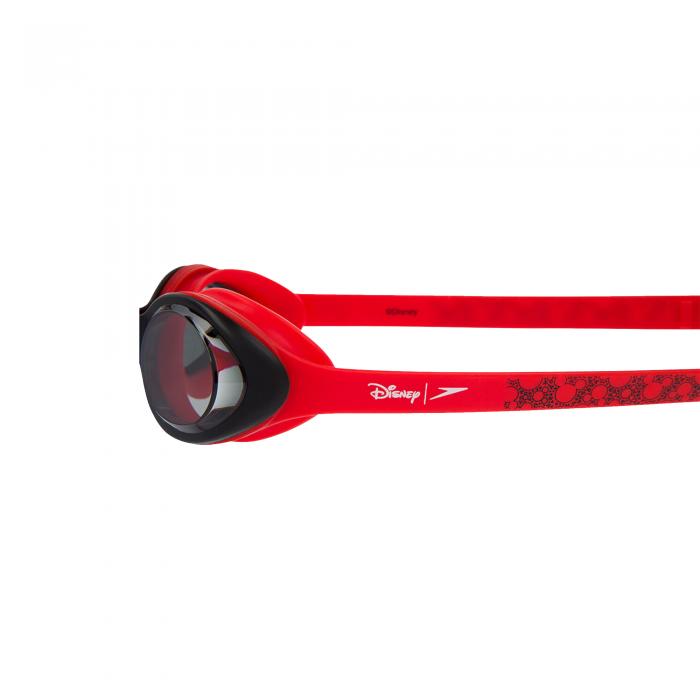 Ochelari inot pentru copii Speedo Illusion Gog rosu/fumuriu-big