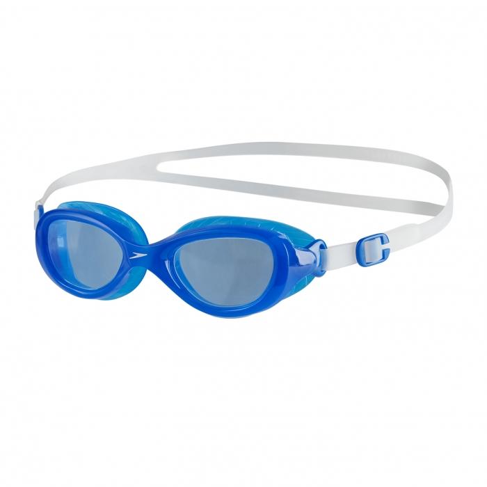 Ochelari inot Speedo copii Futura Clasic transparent/albastru-big