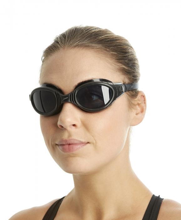Ochelari inot Speedo futura biofuse black/smoke-big