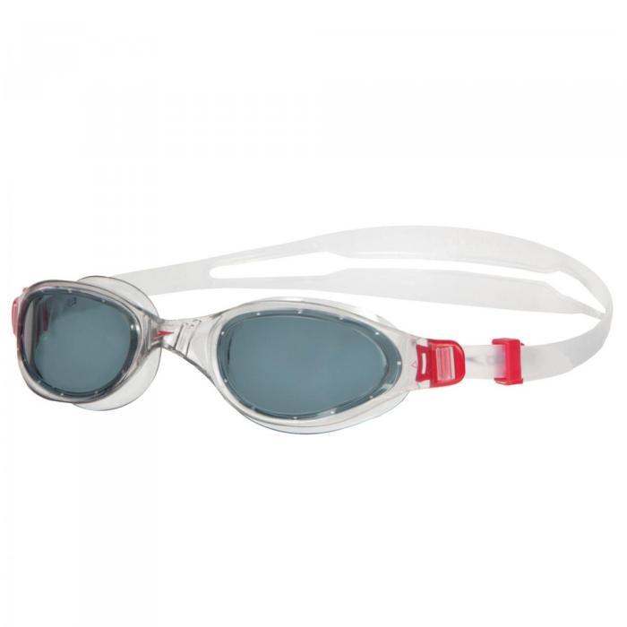 Ochelari inot Speedo pentru adulti Futura red/smoke-big