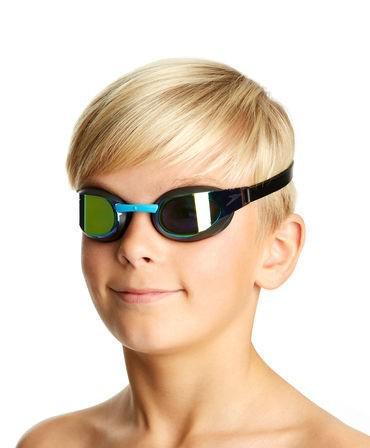 Ochelari inot Speedo pentru copii Fastskin elite mirror-big