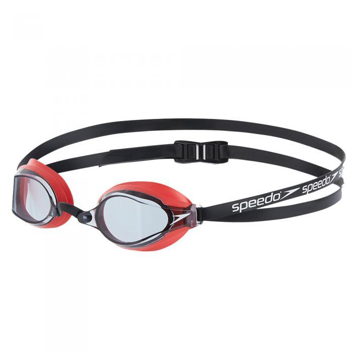 Ochelari inot Speedo Speedsocket 2 rosu/fumuriu-big