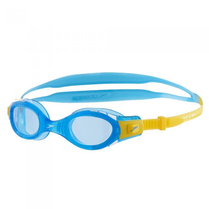 Ochelari pentru copii Futura Biofuse albastru/galben-big