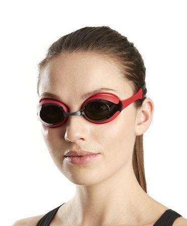 Ochelari Speedo Merit rosu-big