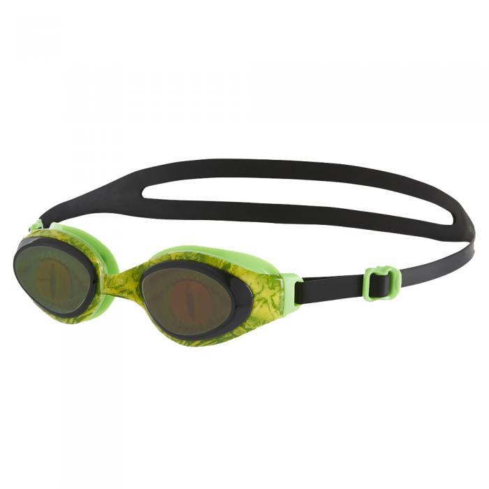 Ochelari speedo pentu copii Holowonder verde/fumuriu-big