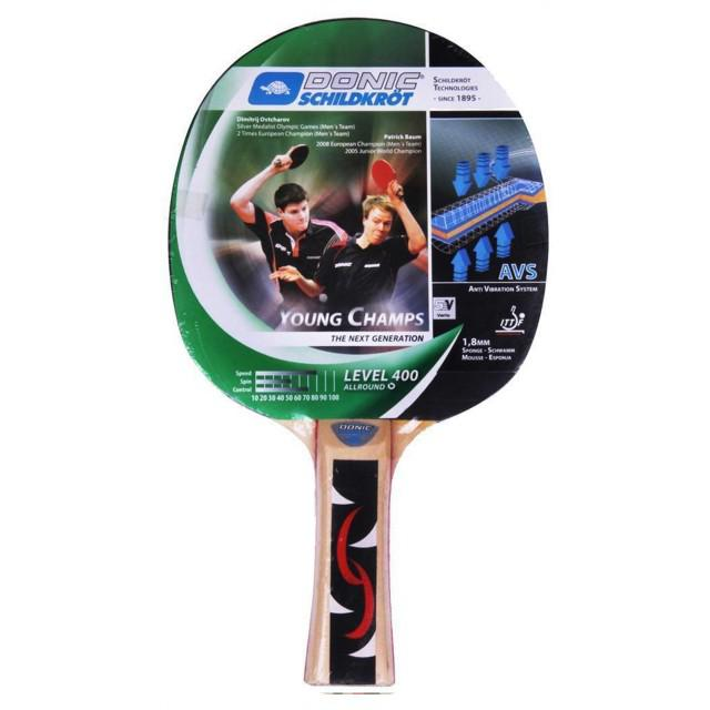 Paleta ping pong Young Champ 400-big
