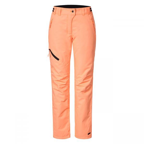 Pantaloni femei Ice Peak Josie portocaliu-big