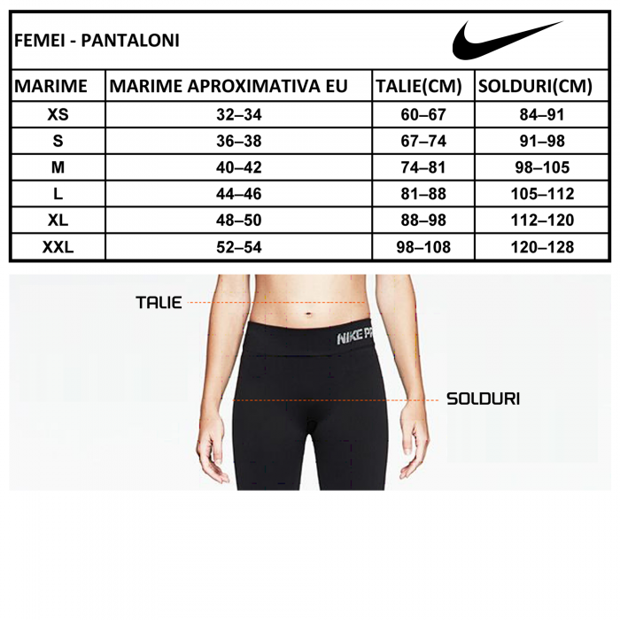 Pantaloni scurti dama NIKE GYM VNTG-big
