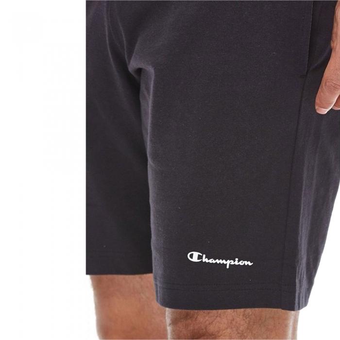 Pantaloni scurti sport barbati Champion Pro Jersey negru-big