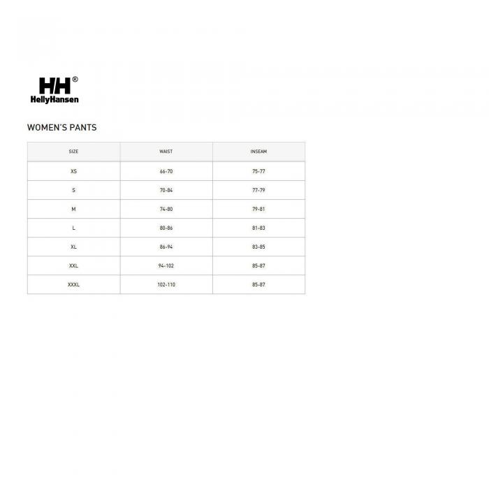 Pantaloni ski femei Helly Hansen W Legendary rosu-big