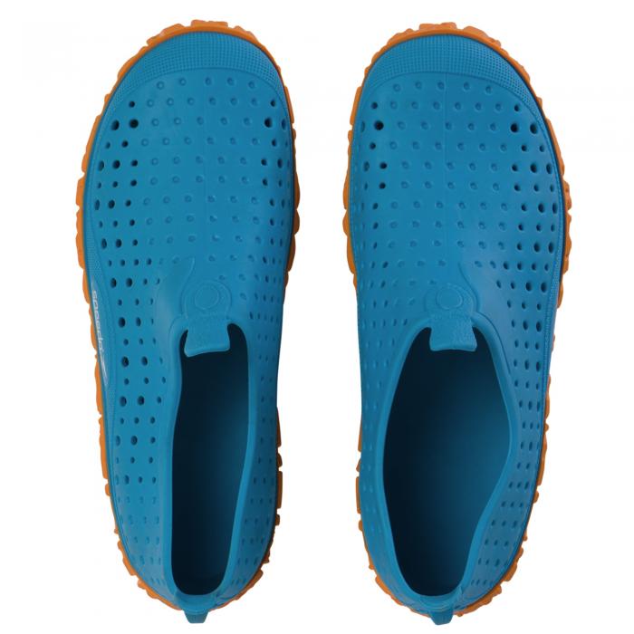 Pantofi copii plaja /piscina Speedo Jelly albastru/portocaliu-big